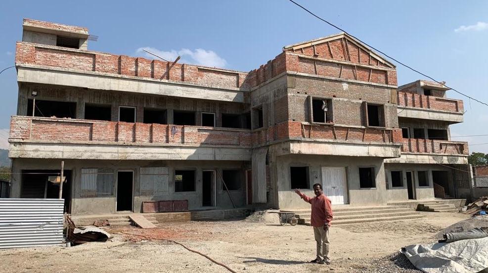 Photo Népal Front